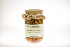 Miel con nueces 500 gramos
